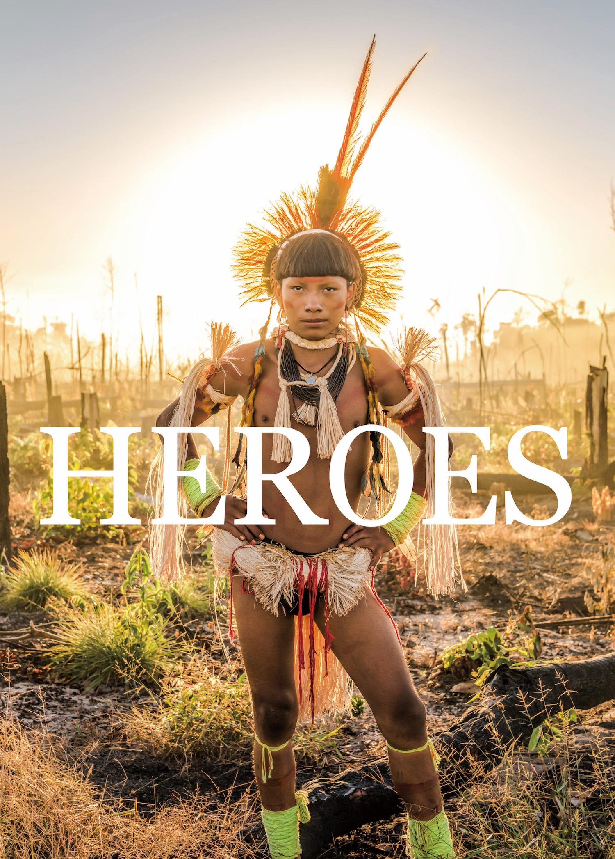 「ヨシダナギ写真集『HEROES』の予約が開始されました」記事アイキャッチ画像